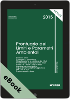 Prontuario dei limiti e parametri ambientali 2015