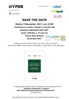 """Presentazione Libro """"Gestione ambientale e recupero di AEE"""""""